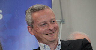 Bruno Le Maire, ce « connard » candidat à la présidence de l'UMP