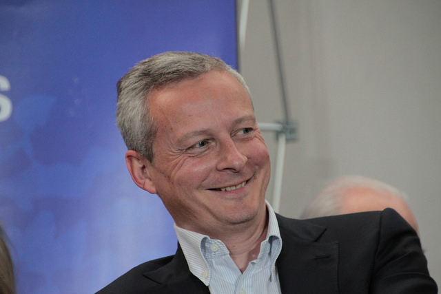 Bruno Le Maire UMP Photos (Creative Commons)