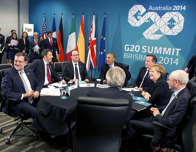 G20 Australie Credit  Palazzo Chigi (Creative Commons)