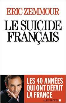 Zemmour-suicide français