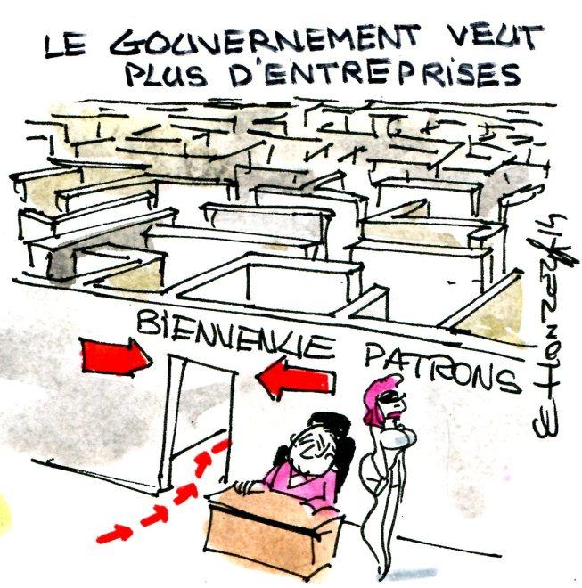 Entrepreneurs et État (René le honzec)