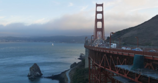 Un périple autour du monde : Arrivée à San Francisco !