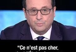"""Hollande et le mythe de """"l'État qui paye"""""""