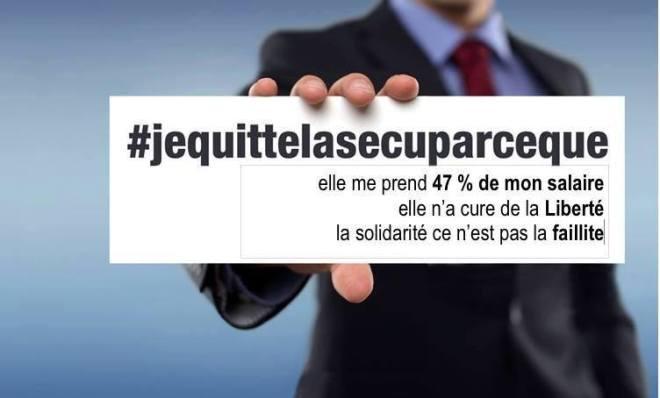 #jequittelasécuparceque