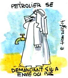 opep pétrole rené le honzec