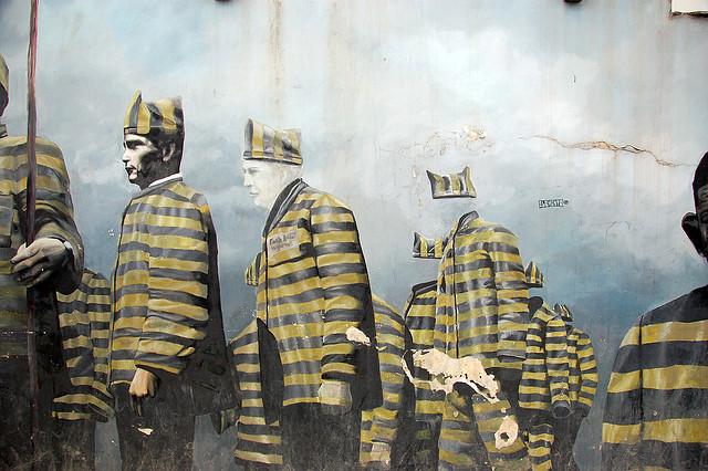 prisonniers credits sjoerd van oosten (licence creative commons)