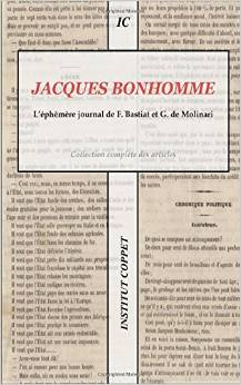 éphèmère journal bastiat molinari