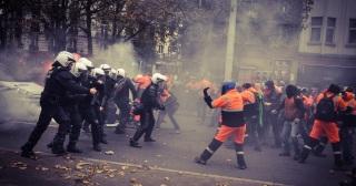 Grève du 15 décembre : la Belgique brûle-t-elle ?