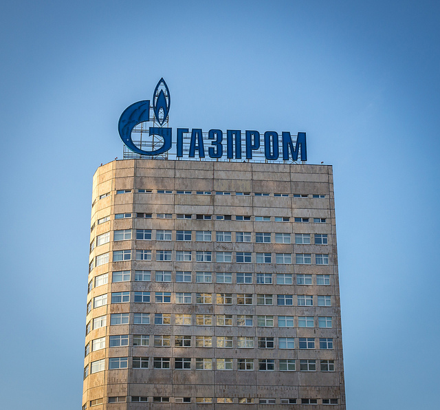 Gazprom Credit Thawt Hawthje (Creative Commons)