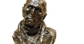 Buste de François Guizot par Honoré Daumier