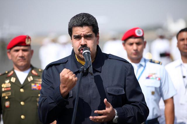 Nicolas Maduro 4 décembre 2014 Credit Presidencia de la República del Ecuador (creative commons)
