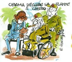 Obama et Cuba
