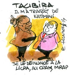 Taubira rené le honzec