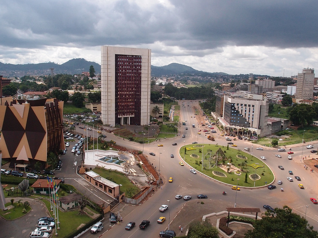 Yaoundé Cameroun Credit Ville Miettinen (Creative Commons)