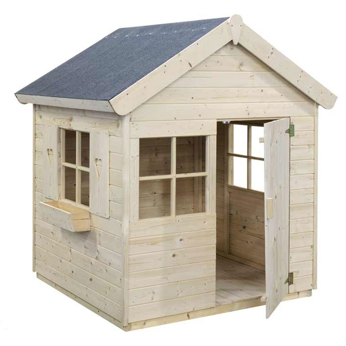 Et maintenant une taxe sur votre cabane de jardin for Cabane de jardin pas cher en bois