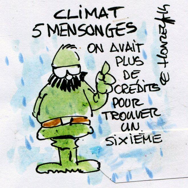 contrepoints 028 climat mensonge