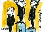 UMP : Sarkozy élu président sans éclat
