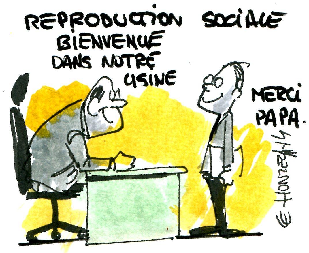 """Résultat de recherche d'images pour """"caricature des reproductions sociales"""""""