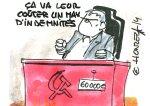 Lepaon, le patron-voyou de la CGT poussé à la démission