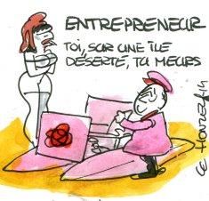 entrepreneur rené le honzec