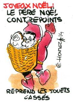 La rédaction de Contrepoints vous souhaite un joyeux Noël !