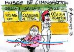 Hollande inaugure le musée de l'immigration