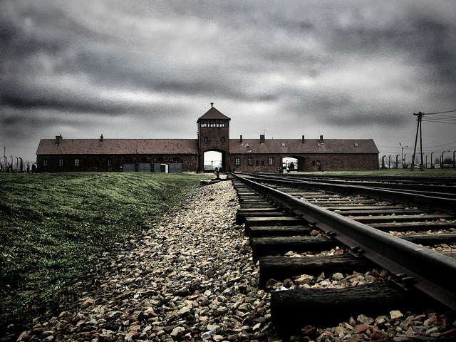 Auschwitz credits Yam Amir (licence creative commons)