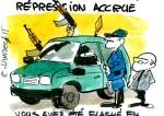 Cazeneuve et la sécurité routière