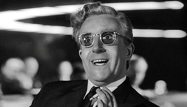Dr Stangelove credits J Vaughan (licence creative commons)