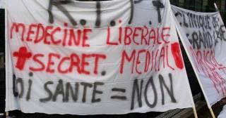 Grève des médecins : la colère continue contre la Loi santé