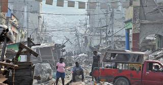 Les Haïtiens souffrent parce qu'ils ne sont pas libres