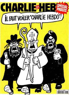 Il faut voiler Charlie Hebdo Credit  Mona Eberhardt (Creative Commons)