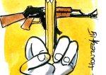 Terroristes : je vous emm...