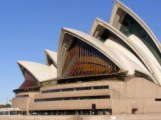 L'Opéra de Sydney (Crédits Yukka tukka indians, image libre de droits)