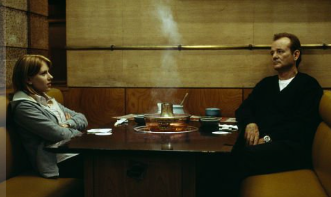 Lost in translation - capture-d'écran - IMDB