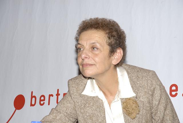 Lyne Cohen-Solal credits Bertrand Delanoe (licence creative commons)