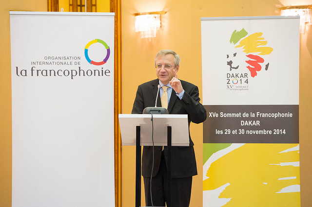 OIF credits Francophonie (licence creative commons)