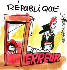 République terreur René Le Honzec