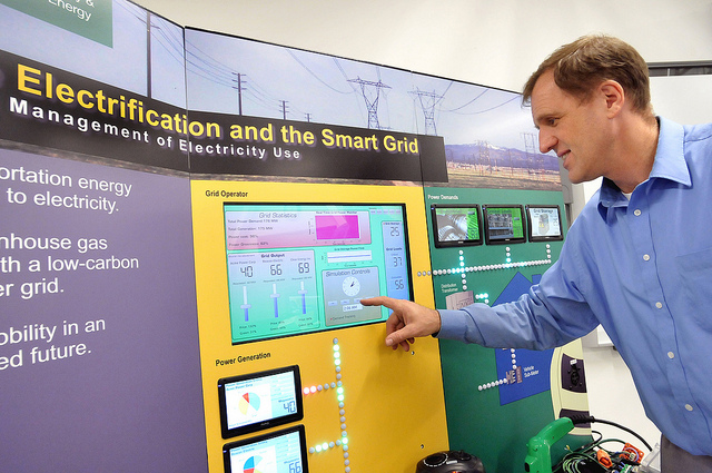 Smart Grid Credit Argonne (Creative Commons)