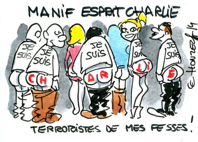 contrepoints 083 Manifestation esprit Charlie