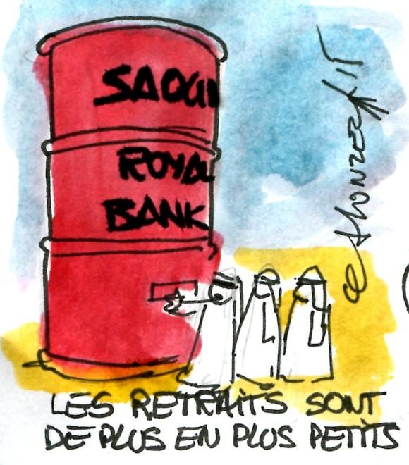 contrepoints 143 pétrole Arabie Saoudite