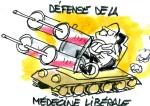 Médecine libérale : nouvel arrêt, nouveau danger