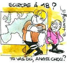 europe à 18 rené le honzec