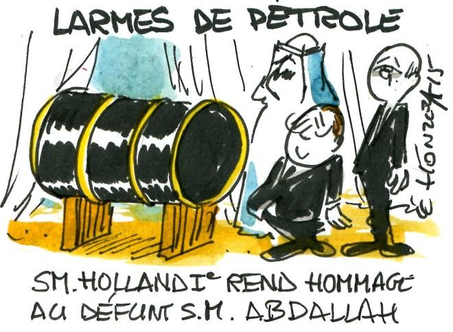 larmes de pétrole hollande rené le honzec
