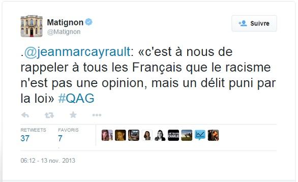 tweet-matignon