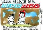 Valls recruté par Fox News