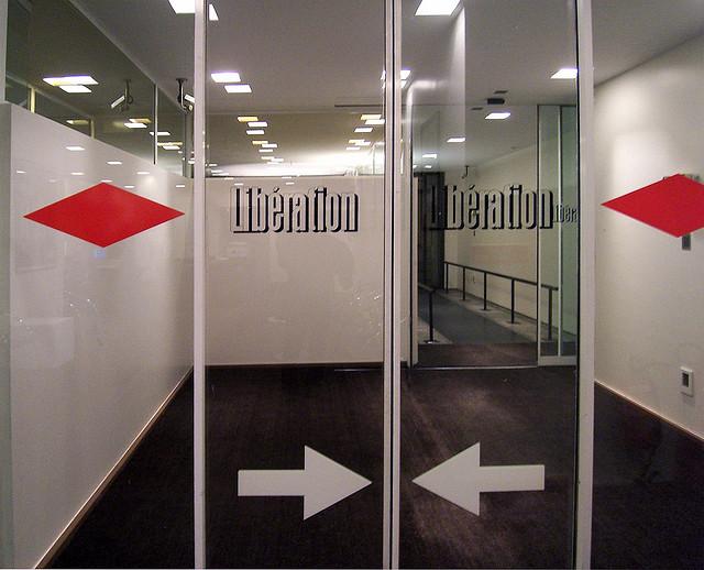 Journal Libération credits Luc Legay