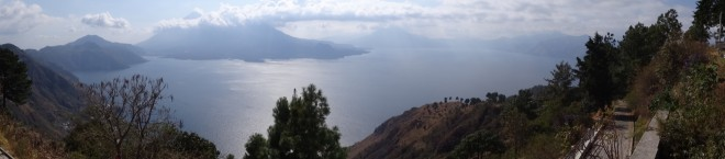 Lac d'Atitlan-tous droits réservés