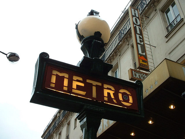Metro credits Steve Calcott