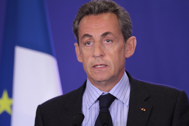 Nicolas Sarkozy (Crédits : UMP Photos, licence by-nc-nd)